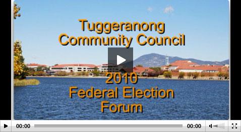 TCC Federal Forum video