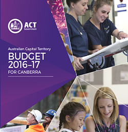 Submission on the ACT Budget 2016/17
