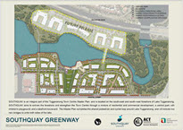 Update on Southquay Eastern Greenway development