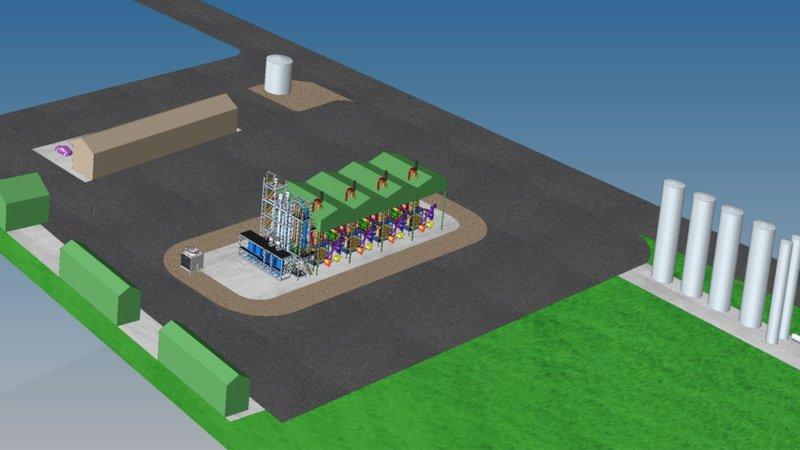 Hume Plastics to Diesel Factory Update