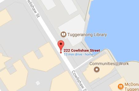 DA  for Block 9, Section 19, 222Cowlishaw Street Greenway