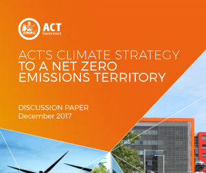 ACT's Climate Change Strategy