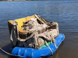 Lake Tuggeranong Cleanup up Australia Day, 4th March
