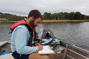 Lake Tuggeranong research trial