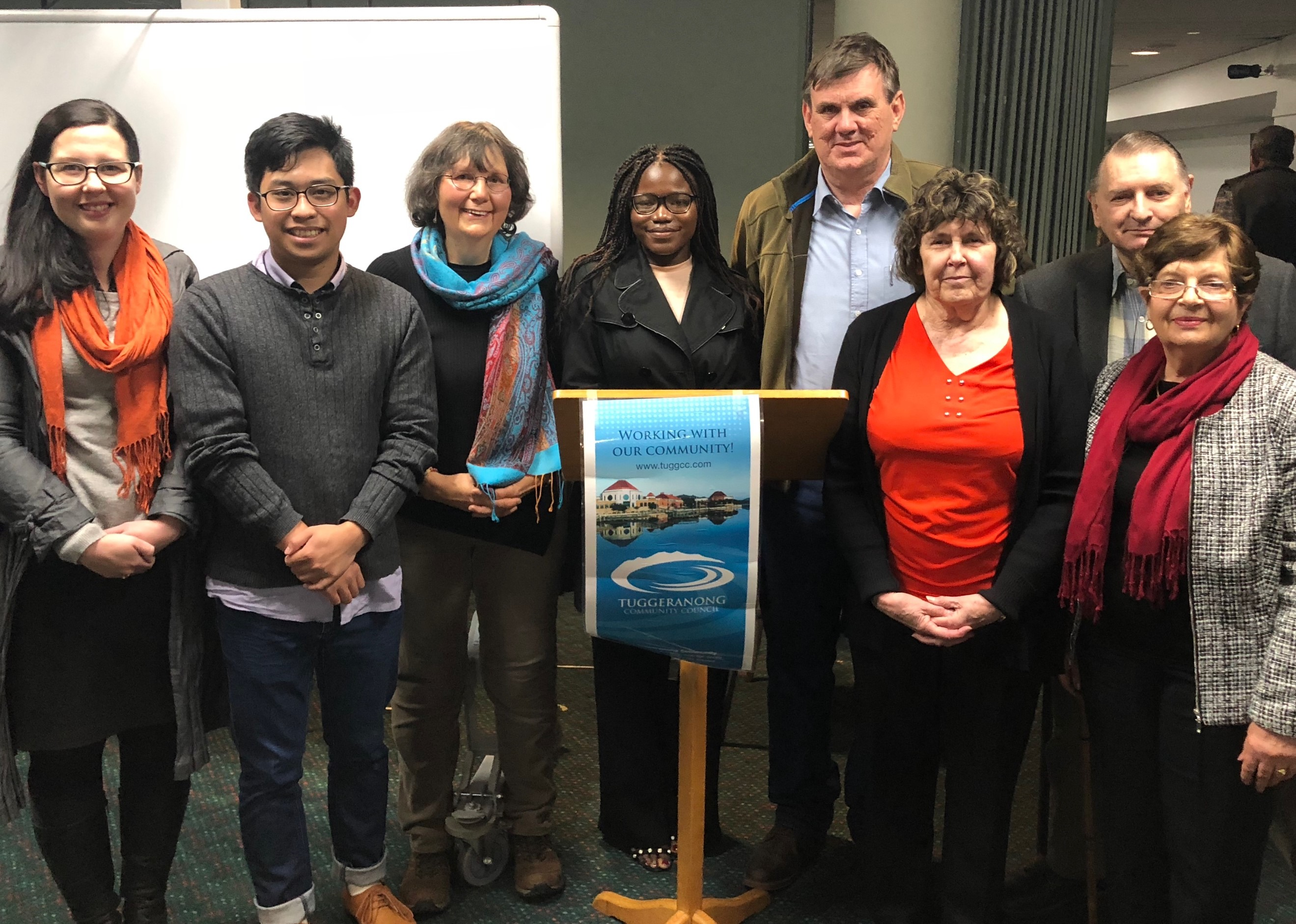 Tuggeranong Community Council Committee