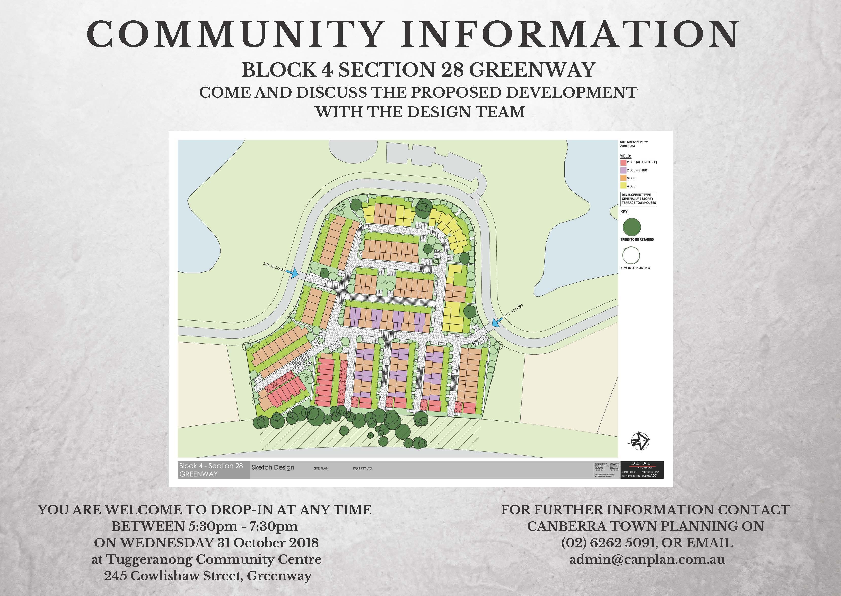Community Consultation – Greenway Development