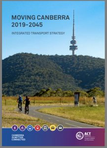Moving Canberra: Integrated Transport Strategy – 2019-2045