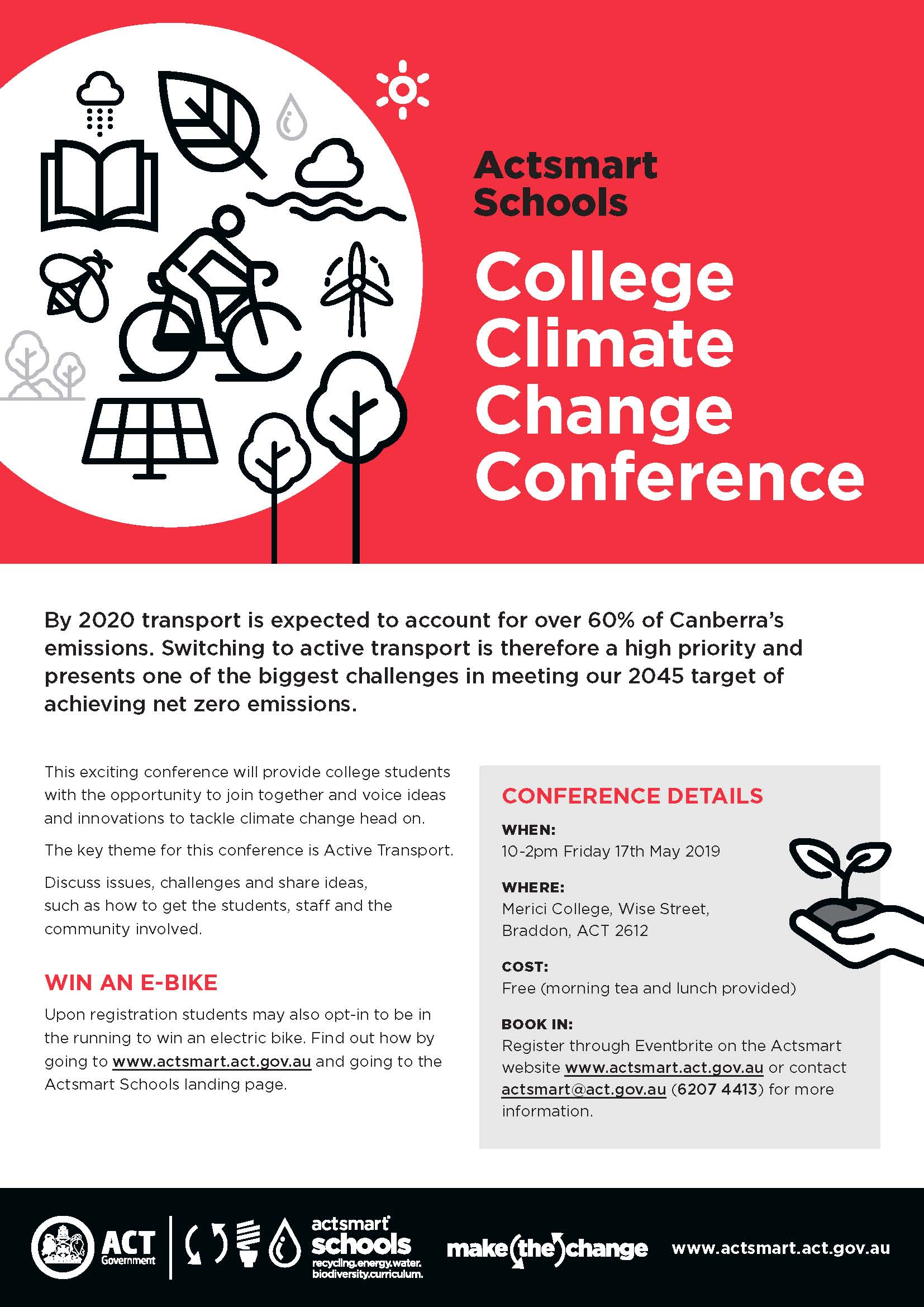 College Climate Change Conference