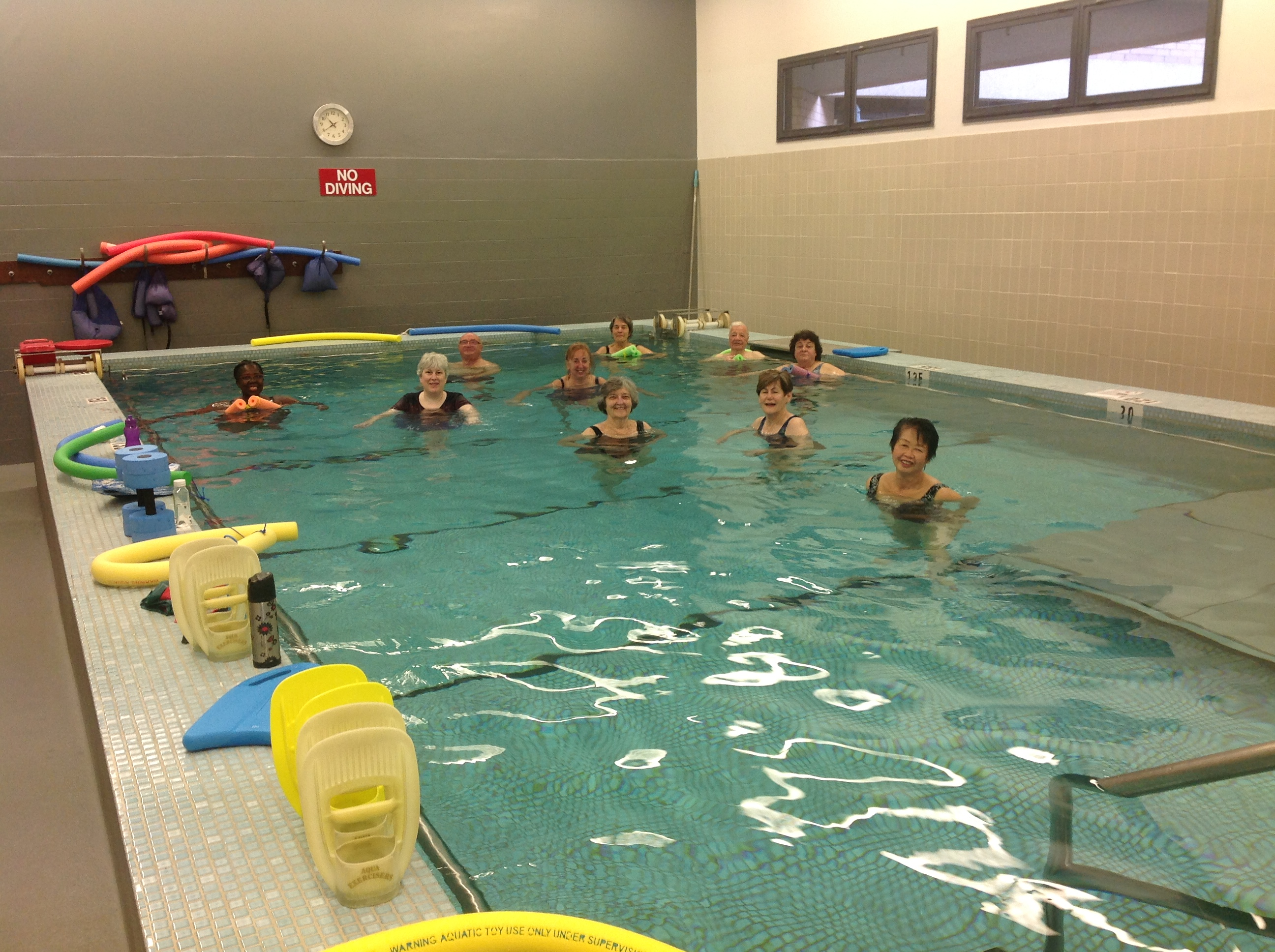 Update - Retain the hydrotherapy pool at the Canberra Hospital