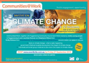 Tuggeranong Youth Conversation on Climate Change
