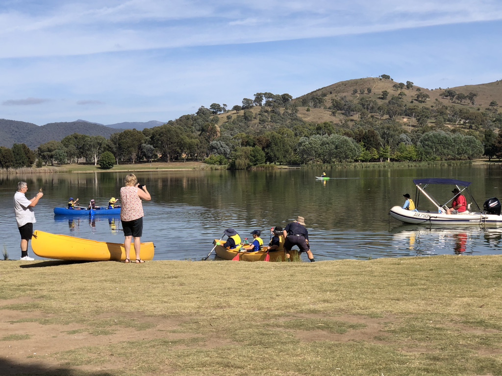 Report of Lake Tuggeranong Clean-up – 7th March 2021