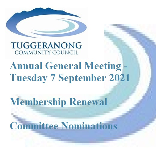 Prepare for the AGM 7 Sep 21
